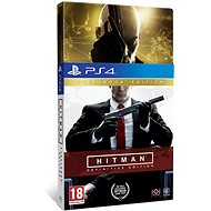 HITMAN: Definitive Steelbook Edition - PS4 - Console Game