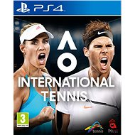 AO International Tennis - PS4 - Console Game