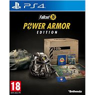 Fallout 76 Power Armor Edition - PS4 - Console Game