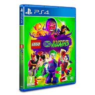 LEGO DC Super Villains - PS4 - Console Game