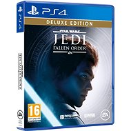 Star Wars Jedi: Fallen Order Deluxe Edition - PS4 - Console Game