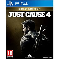 Just Cause 4 - Gold Edition - PS4 - Console Game