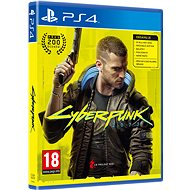 Cyberpunk 2077 - PS4 - Console Game