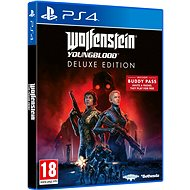 Wolfenstein Youngblood Deluxe Edition - PS4 - Console Game