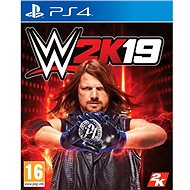 WWE 2K19 - PS4 - Console Game