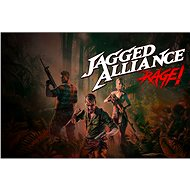 Jagged Alliance Rage - PS4 - Console Game