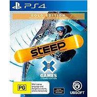 Steep X Games Gold Edition - PS4 - Console Game