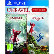 Unravel 1+2 - Yarny Bundle - PS4 - Console Game