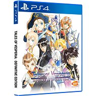 Tales of Vesperia: Definitive Edition - PS4 - Console Game
