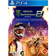Monster Energy Supercross - The Official Videogame 2 - PS4 - Console Game