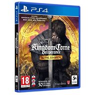 Kingdom Come: Deliverance Royal Edition - PS4 - Console Game