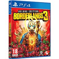 Borderlands 3: Deluxe Edition - PS4 - Console Game
