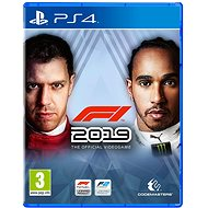 F1 2019 Anniversary Edition - PS4 - Console Game
