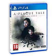 A Plague Tale: Innocence - PS4 - Console Game