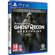 Tom Clancy's Ghost Recon: Breakpoint Ultimate Edition - PS4 - Console Game