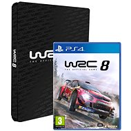 WRC 8 The Official Game Collectors Edition - PS4 - Console Game