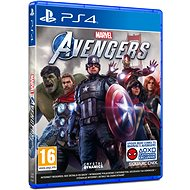 Marvels Avengers - PS4 - Console Game