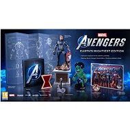 Marvels Avengers: Collectors Edition - PS4 - Console Game