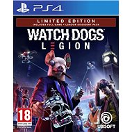 Watch Dogs Legion Limited Edition - PS4 - Console Game