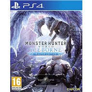 Monster Hunter World:  Iceborn Master Edition  - PS4 - Console Game