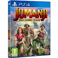 Jumanji: The Video Game - PS4 - Console Game