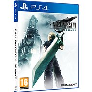 Final Fantasy VII Remake - PS4 - Console Game