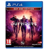 Outriders: Day One Edition - PS4