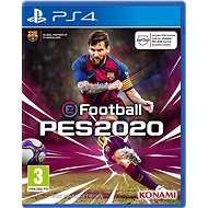 eFootball Pro Evolution Soccer 2020 - PS4 - Console Game