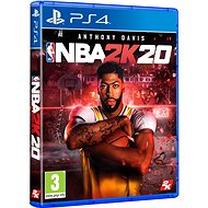 NBA 2K20 - PS4 - Console Game