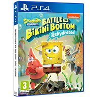 Spongebob SquarePants: Battle for Bikini Bottom - Rehydrated - PS4