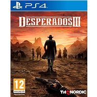 Desperados III - PS3 - Console Game