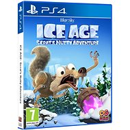 Ice Age: Scrats Nutty Adventure - PS4 - Console Game