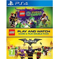LEGO DC Supervillains: Double Pack - PS4