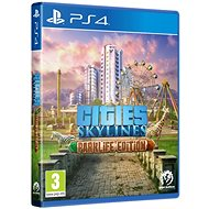 Cities: Skylines - Parklife Edition - PS4 - Console Game