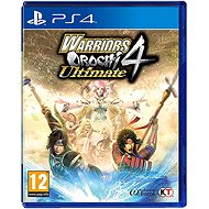 Warriors Orochi 4 Ultimate - PS4 - Console Game