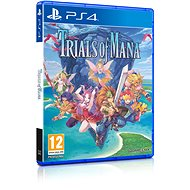 Trials of Mana - PS4 - Console Game