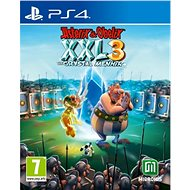 Asterix and Obelix XXL 3: The Crystal Menhir - PS4 - Console Game