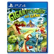 Gigantosaurus: The Game - PS4 - Console Game