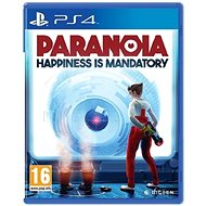 Paranoia: Happiness is Mandatory - PS4 - Console Game