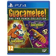 Guacamelee! One + Two Punch Collection - PS4 - Console Game