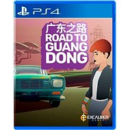 Road to Guangdong - PS4 - Console Game