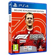 F1 2020 - Michael Schumacher Deluxe Edition - PS4 - Console Game