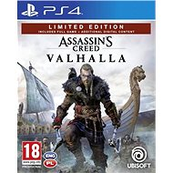 Assassin's Creed Valhalla - Limited Edition - PS4 - Console Game