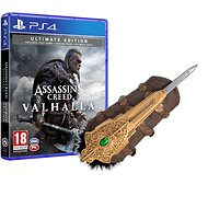 Assassin's Creed Valhalla - Ultimate Edition - PS4 + Eivors Hidden Blade - Console Game