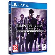 Saints Row: The Third - Remastered - PS4 - Console Game