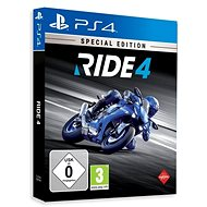 RIDE 4: Special Edition - PS4 - Console Game