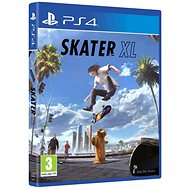 Skater XL: The Ultimate Skateboarding Game - PS4 - Console Game