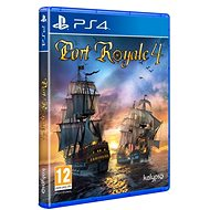Port Royale 4 - PS4 - Console Game