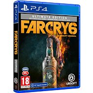 Far Cry 6: Ultimate Edition - PS4 - Console Game