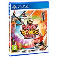 Street Power Football - PS4 - Console Game